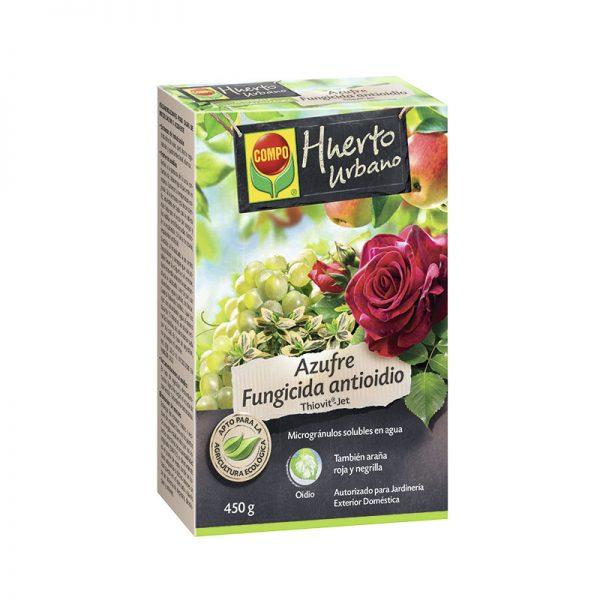 azufre fungicida antioidio 450 g