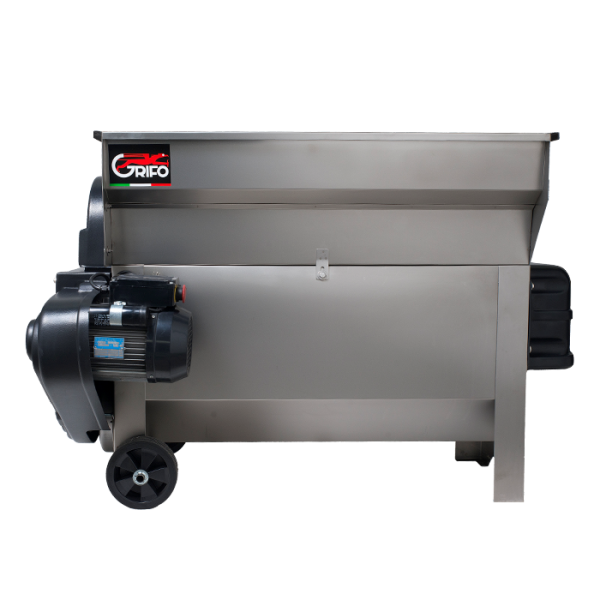 despalilladora vasca 2000 inox 1