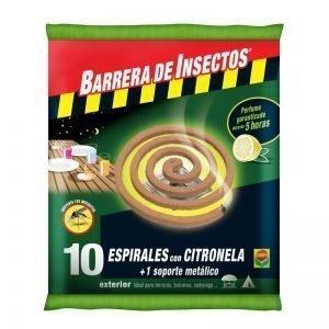 espiral antimosquitos bolsa bdagroavella