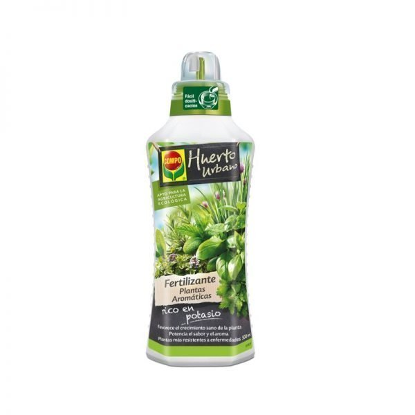 fertilizante aromáticas 500 mlagroavella