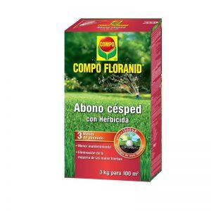 floranid abono cesped herbicida 3kgagroavella