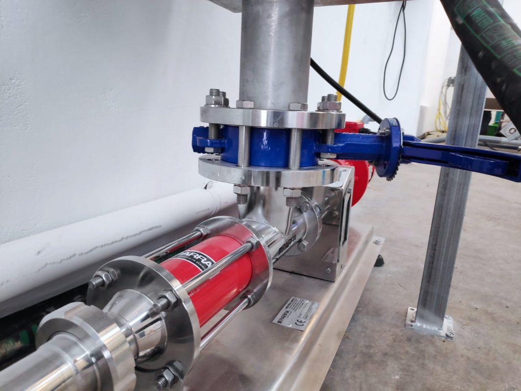 instalación extracción en frío en la cooperativa de serra 04