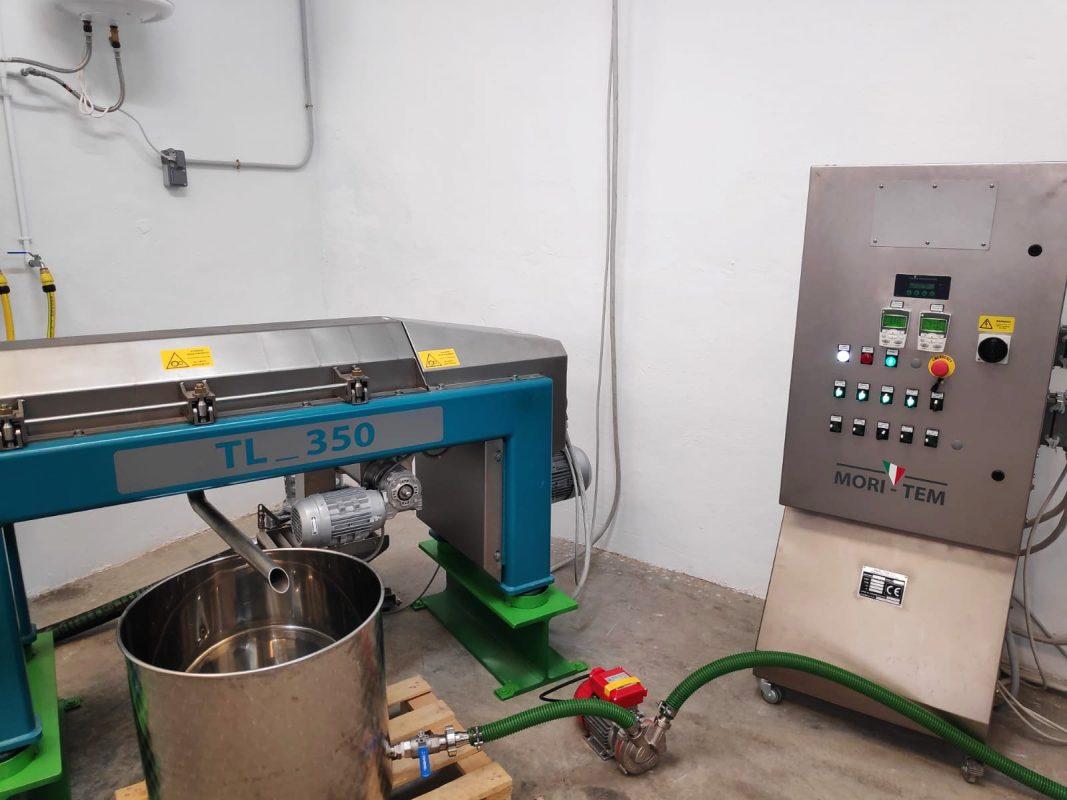instalación extracción en frío en la cooperativa de serra 05