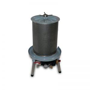 prensa hidráulica membrana