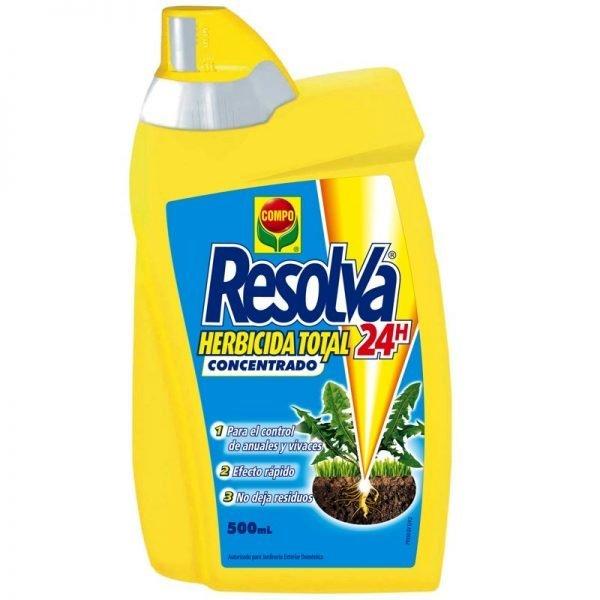 resolva 24h herbicida total concentradoagroavella