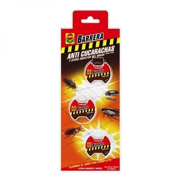 barrera cebo insectos hogaragroavella