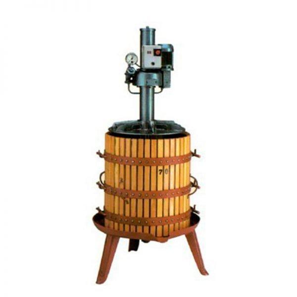 prensa hidroneumatica cerrada