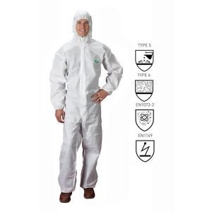 traje lakeland safegard gp