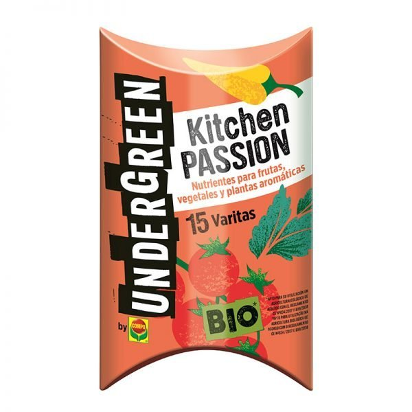undergreen kitchen passion